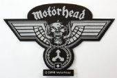 Motorhead - 'Hammered' Shaped Patch